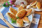 Пирожки пряженые