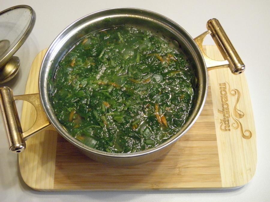 суп из крапивы рецепт с фото пошагово волшебный лес