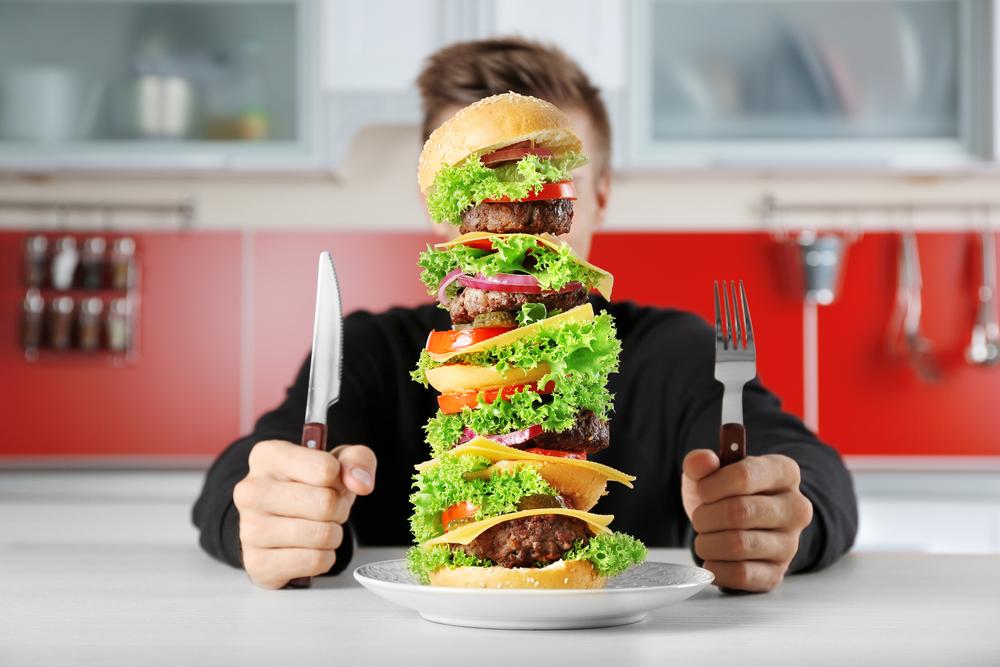 Супербургер