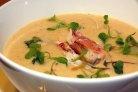 Суп-пюре из крабов