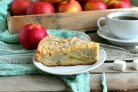 Яблочный пирог Елены Чекаловой