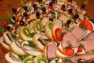 Холодные бутерброды на скорую руку