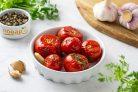 Пряные соленые помидоры