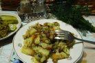 Хитрый картофель