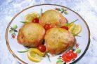 Картофельные шарики с начинкой