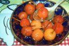 Варенье из мелких целых яблок