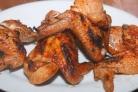 Маринад для крылышек барбекю