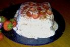 Пирог-минутка в микроволновке