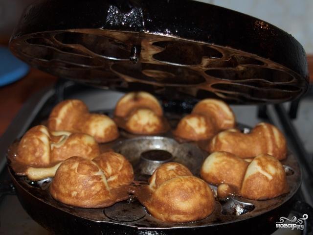 тесто для печенья в форме