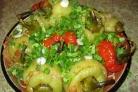 Фаршированный болгарский перец в духовке
