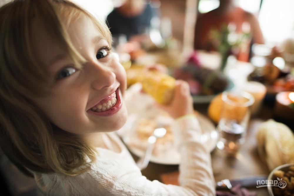 Как накормить ребенка ужином