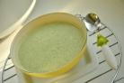 Суп-пюре с брокколи и плавленым сыром