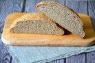 Цельнозерновой хлеб на закваске