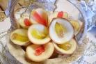 Печенье с мармеладом