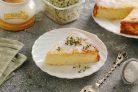 Польский творожный пирог