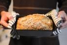 Вегетарианский хлеб овсяный