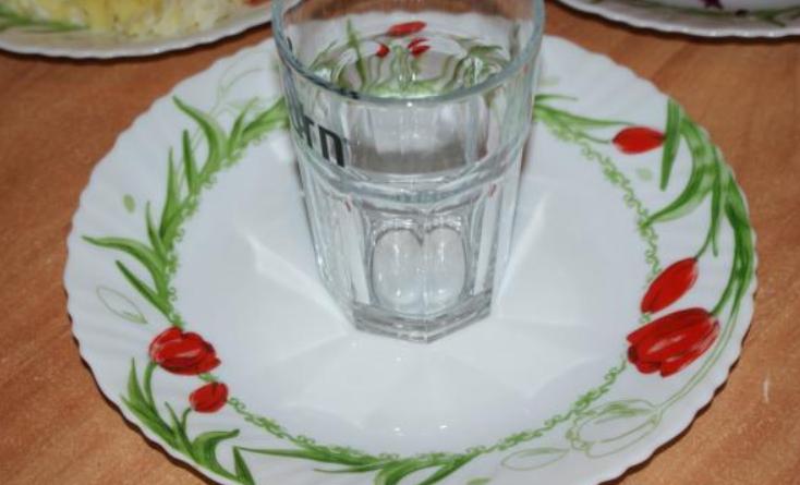 """Салат """"Гранатовый браслет"""" рецепт классический"""