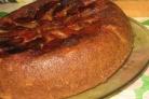 Десерт из яблок в мультиварке