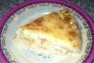 Запеканка из вареного картофеля