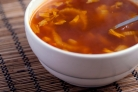 Суп с сельдереем и овощами