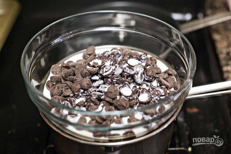 Шоколадные конфеты с шампанским