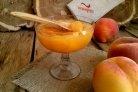 Варенье из персиков густое