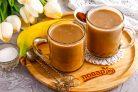 Банановый кофе