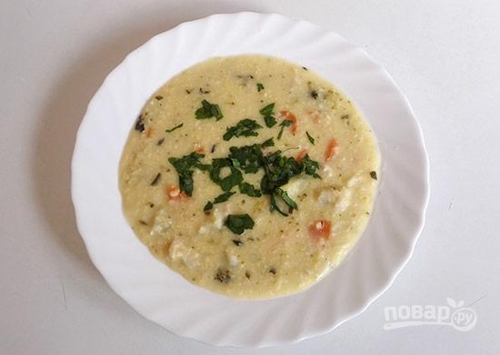 Полевой суп