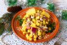 Картофельный салат на Новый год Крысы