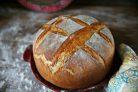 Хлеб дрожжевой (самый простой рецепт)