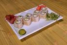 Суши с кунжутом