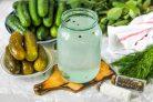 Рассол для огурцов на литр воды