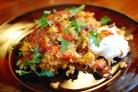 Мексиканская лазанья по-простому