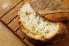Вермонтский хлеб с ржаной мукой