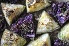 Запеченная белокочанная капуста