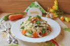 Салат Старорусский с грибами