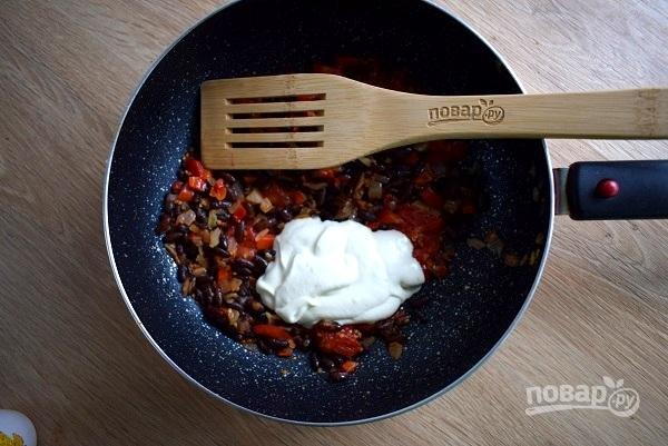 Вегетарианский буррито