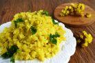 Восхитительный рис из цветной капусты
