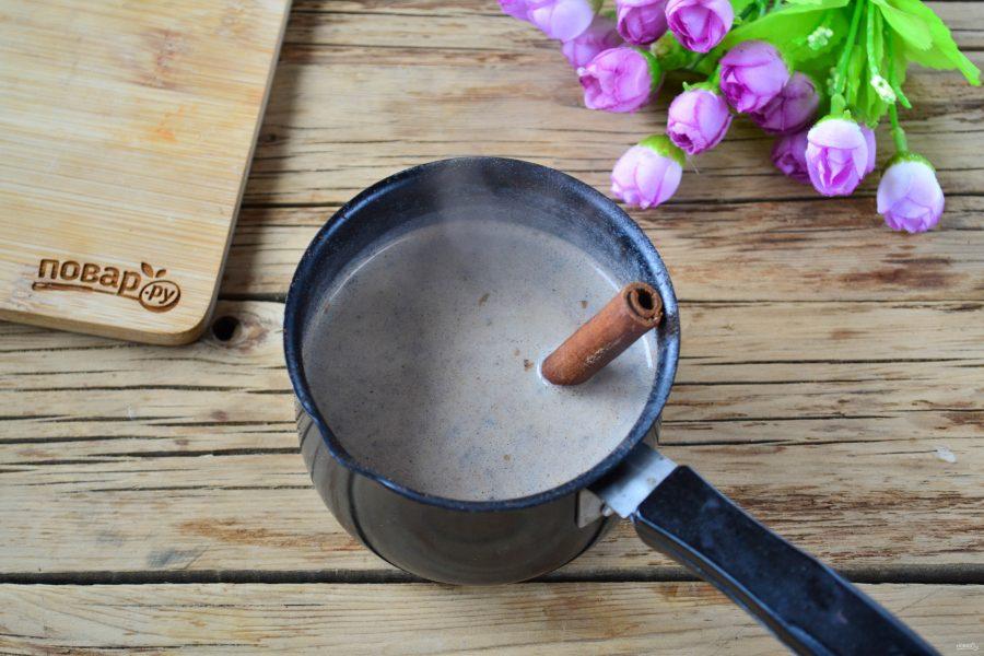 Приготовление кофе по-итальянски