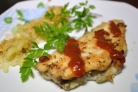 Камбала, жаренная на сковороде