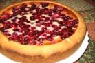 Тесто для пирога с ягодами