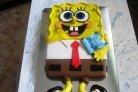 Торт Губка Боб
