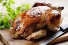 Курица-гриль в духовке целиком