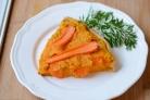 Морковный тарт