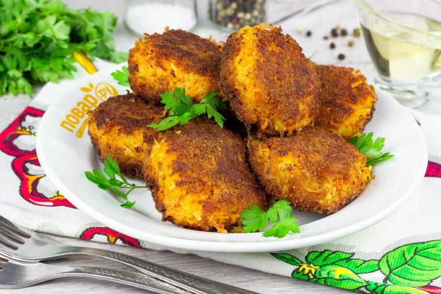 Вкусные и нежные котлеты без мяса
