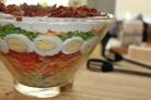 Салат многослойный