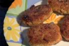 Куриные котлеты с перцем