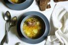 Суп из утки простой