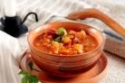 Суп с кислой капустой