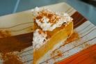 Тыквенный пирог простой